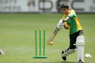 play cricket children play cricket abc news australian broadcasting