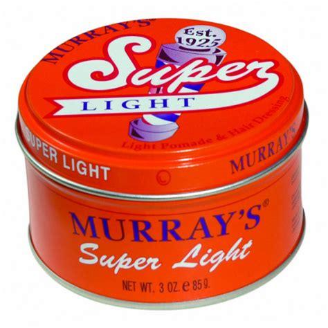 Jual Pomade Murray S Black Beeswax murray s light