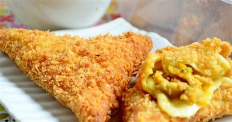 resep masakan roti goreng ikan tuna resep masakan indonesia