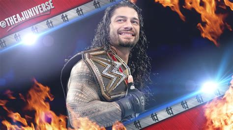 imagenes de wwe wallpaper roman reigns 2nd custom titantron youtube