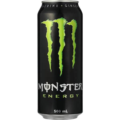 Monster Energy Drink Gift Cards - monster energy drink 500ml woolworths