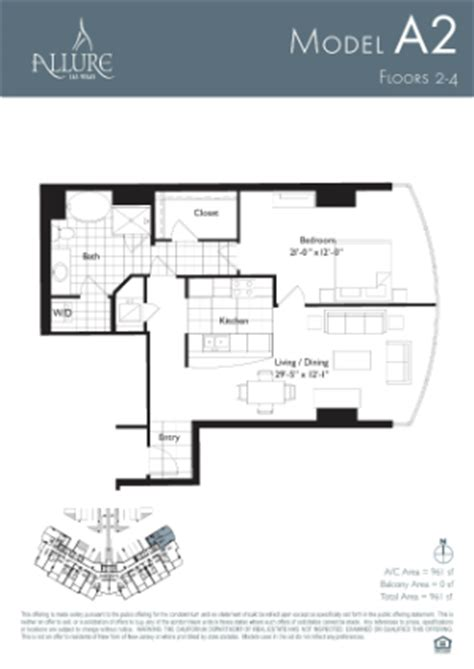 manhattan condos las vegas floor plans allure las vegas condos for rent and for sale