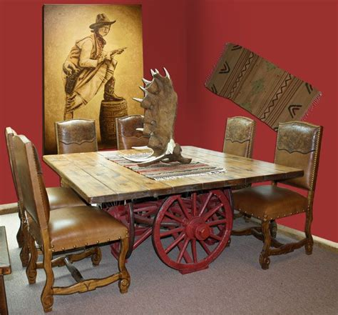 Western Style Dining Room Sets by Western Style Dining Room Sets Western Dining Sets And