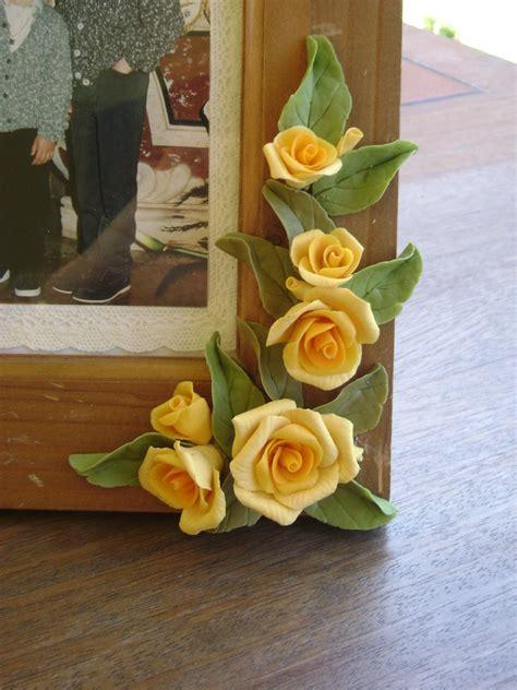 cornici pasta di mais cornice con gialle in pasta di mais come idea regalo