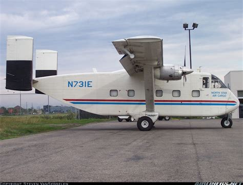 sc 7 skyvan air cargo aviation photo 1865494 airliners net