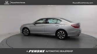 2017 new honda accord sedan ex l v6 automatic at