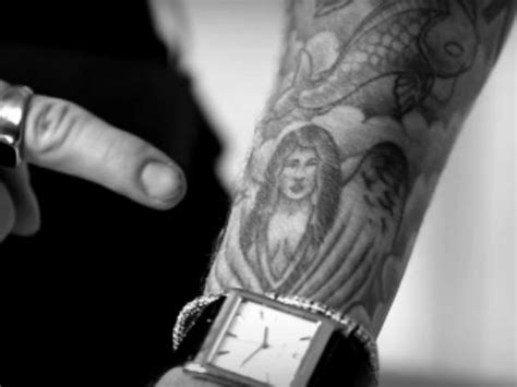 justin bieber tattoo of ex girlfriend justin bieber tried to cover up selena gomez tattoo