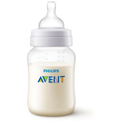 Philips Avent Bottle 260ml philips avent classic feeding bottle 9oz 260ml babyonline