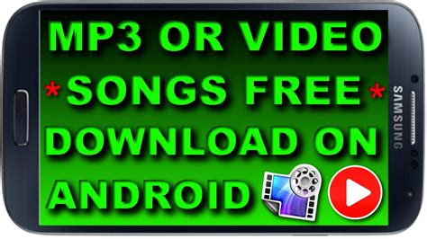 download mp3 from youtube to mobile phone how to download mp3 or audio video songs free in android