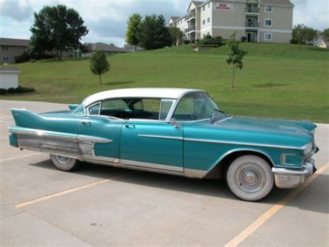 1958 Cadillac Fleetwood by 1958 Fleetwood 60 Special For Sale Autos Post