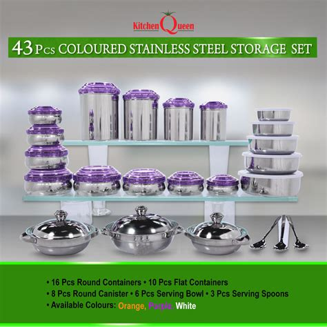 steel queen kitchen stackable kitchen storage canisters homeimproving net