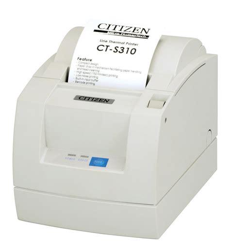 interni serial tisk 225 rna citizen ct s310 ii usb serial intern 237 zdroj