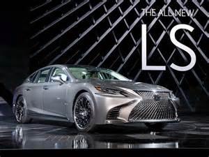 Lexus Ls500 2018 Lexus Ls 500 Release Date Price Interior Redesign