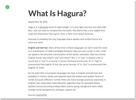 jekyll themes install webjeda hagura