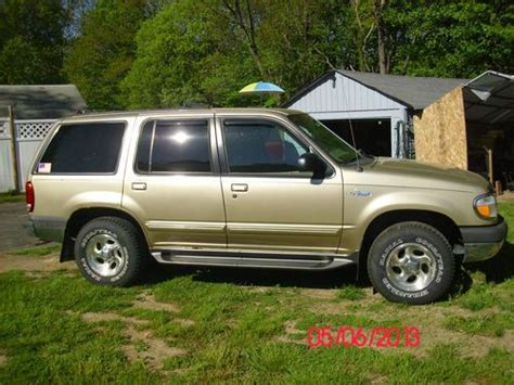 auto body repair training 2000 ford explorer sport lane departure warning buy used 2000 ford explorer xlt sport utility 4 door 4 0l in high falls new york united states