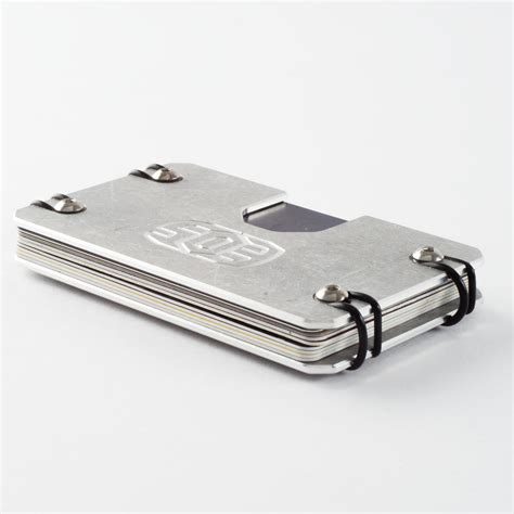 Aluminum Wallet aluminum wallet eos cases touch of modern