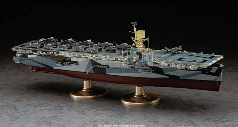 hasegawa 1 350 u s navy escort carrier uss gambier bay cve 73