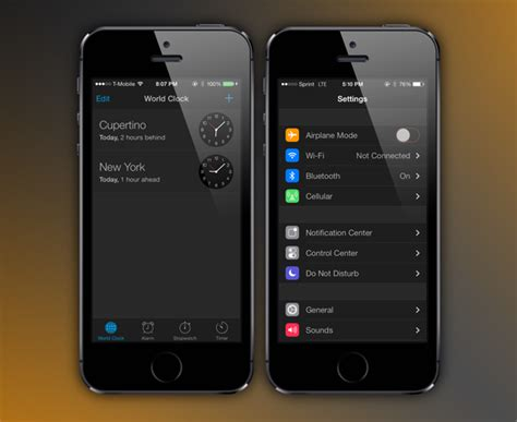 eclipse theme iphone how to get system wide dark theme night mode in ios 7