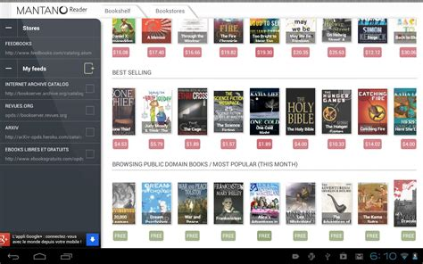best ebook reader for android bookari free epub pdf reader android apps on play