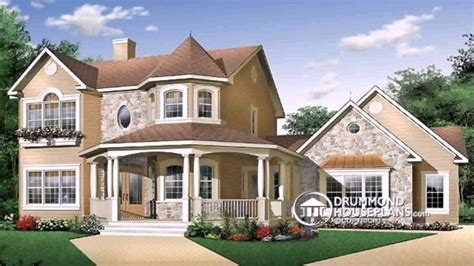 house of home modern american style house plans house and home design
