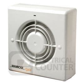 humidity controlled extractor fan manrose mg100ah extractor fan 4 quot automatic with humidity