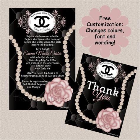 coco chanel wedding invitations best 20 coco chanel cake ideas on chanel