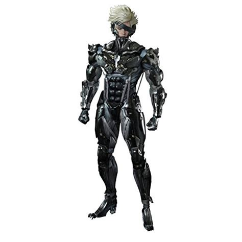 Sepatu Anime High Sneakers Metal Gear Rising toys 1 6 scale 12 quot metal gear rising revengeance raiden figure ebay