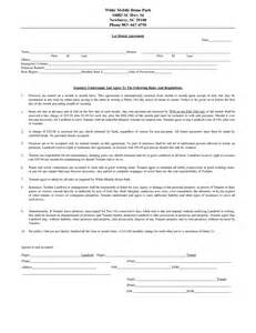 House Lease Agreement Template Free by 10 Best Images Of Home Rental Agreement House Rental