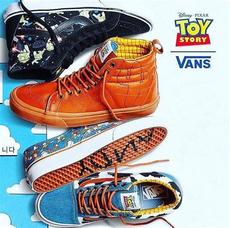 Vans Sk 8 Hi Story Woody Original vans story sneakers sole collector