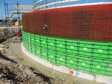 vasche biogas l edilizia agroalimentare di lavori industriali s r l
