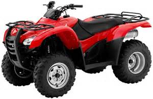 Honda 4wheeler American Honda Expands Recall Of Fourtrax Atvs Due To