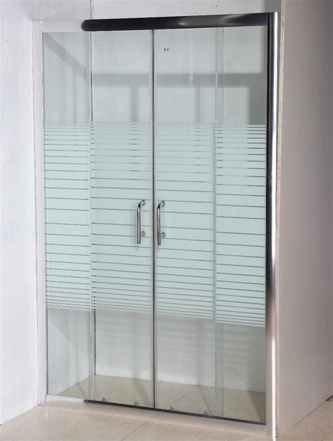 Used Shower Doors Pivot Used Shower Door With 3 Panel Buy Sliding Door Cubicle Screen Bath Shower Screens