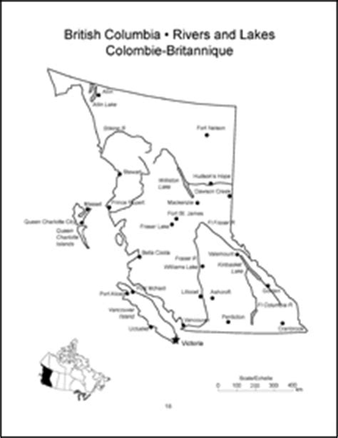 bc map coloring page canada and the canadian provinces coloring book