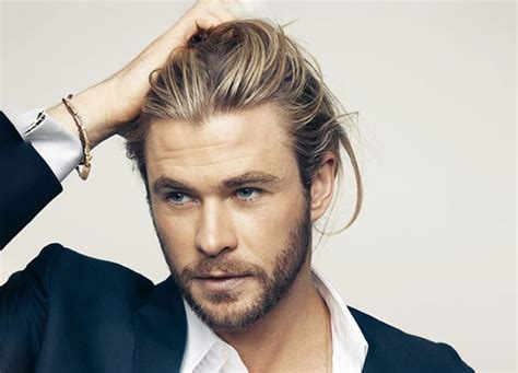The Humble Man Bun Could Be Causing Premature Balding