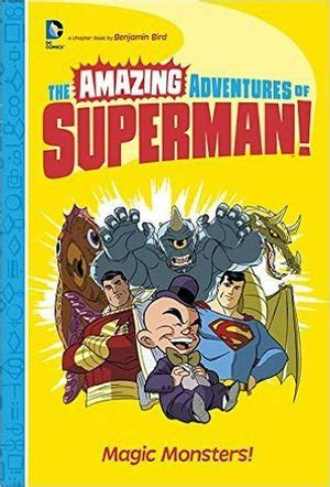 libro the amazing adventures of magic monsters amazing adventures of superman bird benjamin 9781479565252