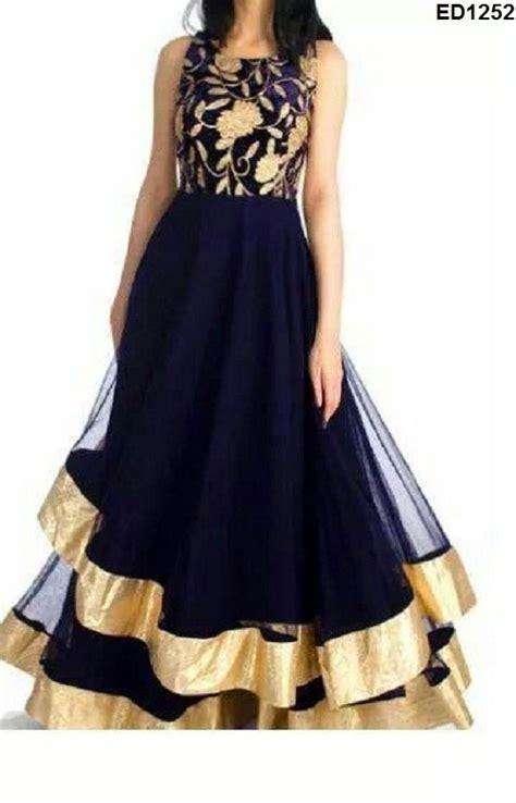 net dress design deepawali glamour design anarkali dress gleaming designer