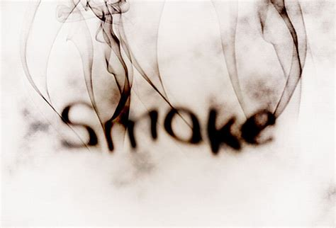 65 smoking photoshop text effect tutorials instantshift