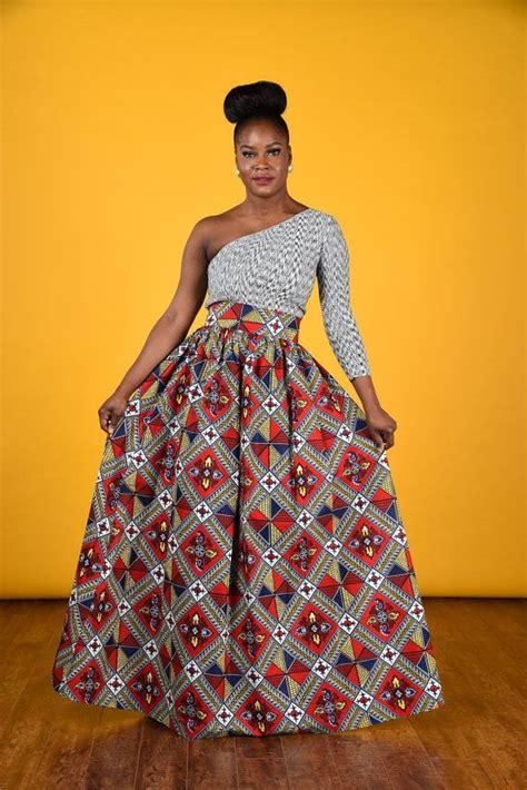 african attire skirt 1979 best images about african print outfits on pinterest