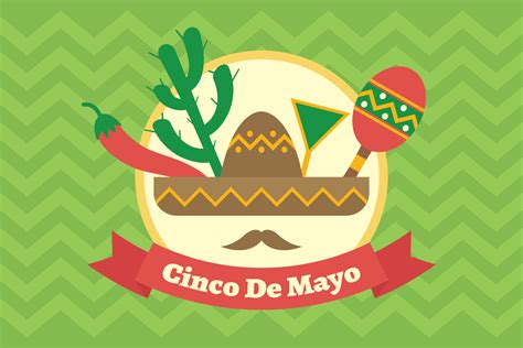 cinco de mayo background cinco de mayo background free vector stock