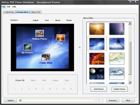 design photo slideshow allstar dvd photo slideshow allstar dvd photo slideshow