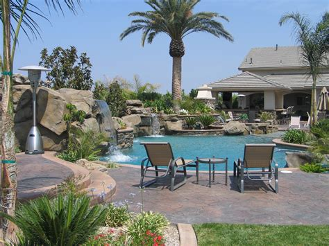 amazing backyards swimming pool in corona ca 187 splash