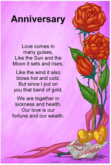 Wedding Anniversary Quotes For Deceased Parents by Anniversary Poems Happy Anniversary Poems Birthday