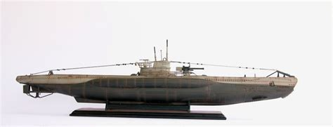 u boat on display u 99 type vii u boat museum quality static display model