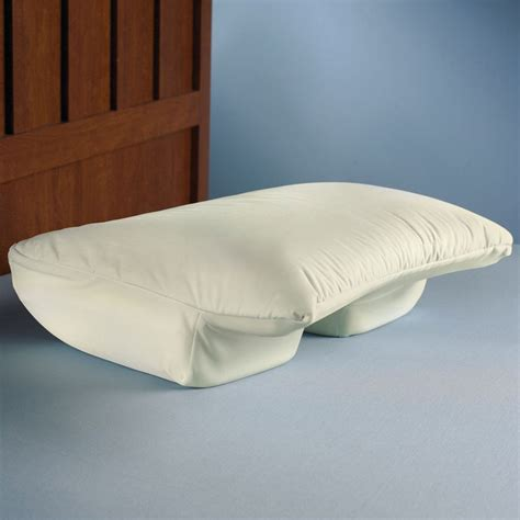 armed bed pillows arm sleeper s pillow the green head