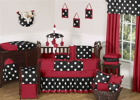 red and black crib bedding unique red black and white luxury designer girl room baby