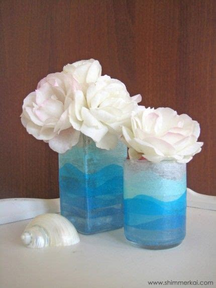 pull out the mod podge tissue paper to make these simple