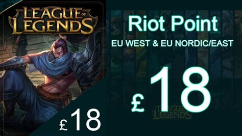 League Of Legends Buy Rp With Gift Cards - buy riot points league of legends gift card 3000rp euw ne and download