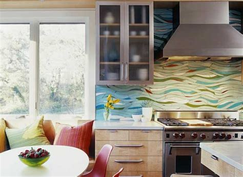unique backsplash designs top 30 creative and unique kitchen backsplash concepts