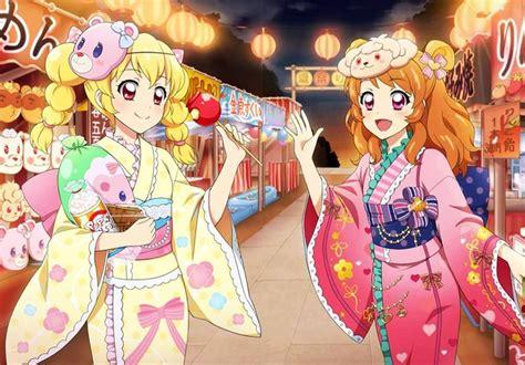 Stiker Yurika Todo 803 best aikatsu images on idol anime and fan