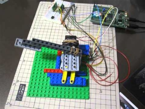 lego motor tutorial full download driving lego by stm32f3discovery and